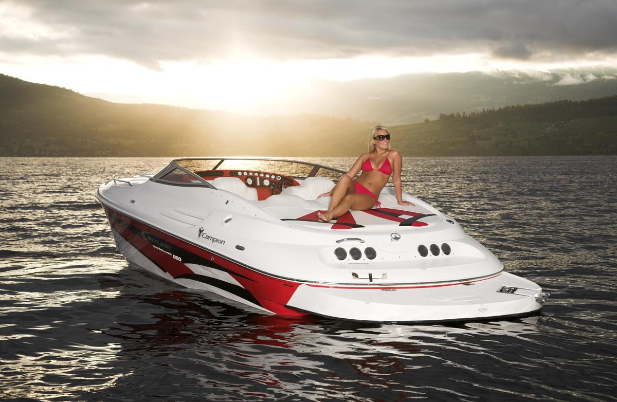 Boat Lustthe American Spectator