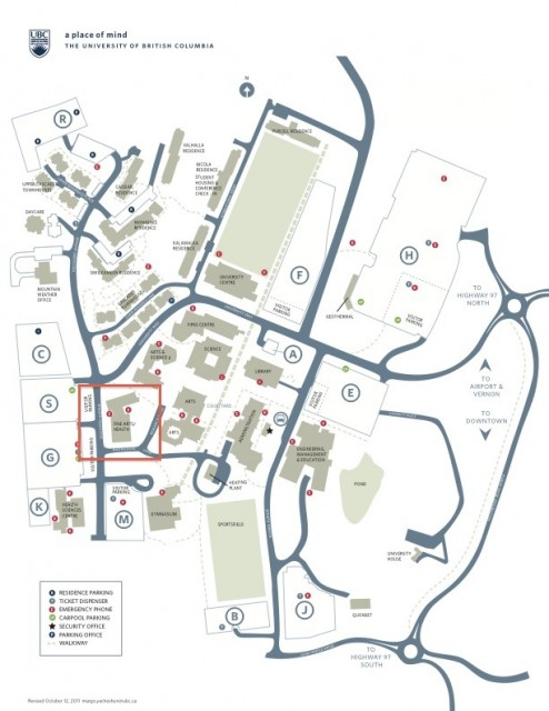 Street map Kelowna PDF