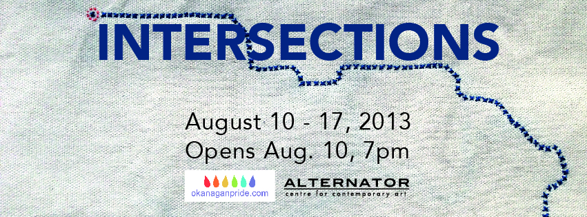 Intersections opening reception