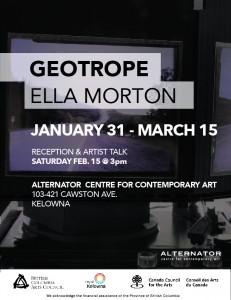 Geotrope - Ella Morton