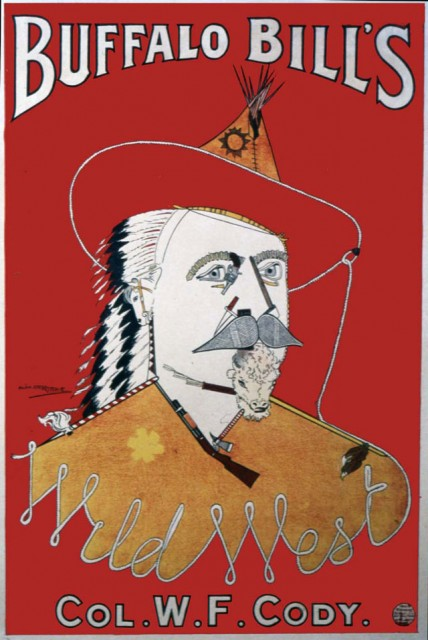 Rucker-Archive-Buffalo-Bill-Collage-Portrait