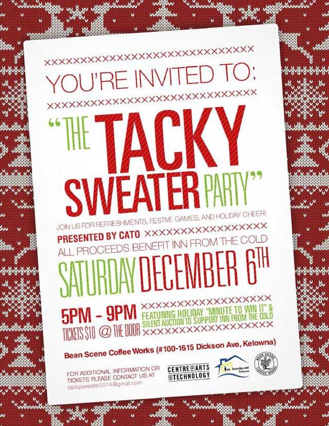TackySweaterPoster